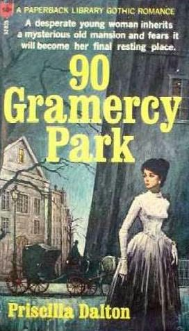 book cover of 90 Gramercy Park