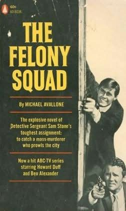 book cover of The Felony Squad