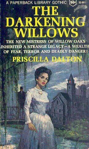 book cover of The Darkening Willows