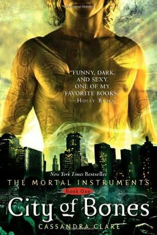 Leslie's Review: City of Bones by Cassandra Clare