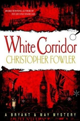 book cover of White Corridor