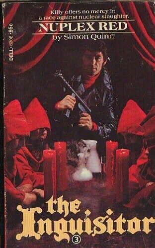 book cover of Nuplex Red