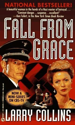 book cover of Fall from Grace