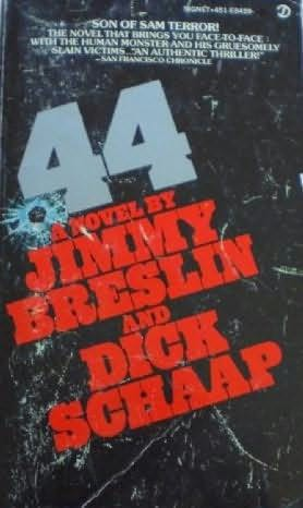 book cover of .44