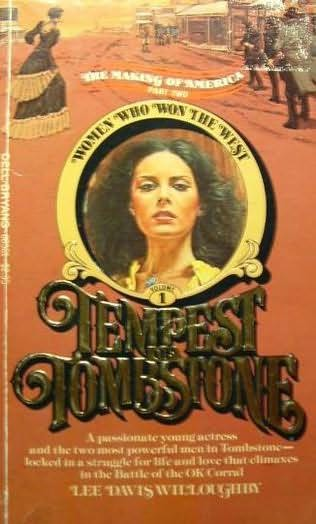book cover of Tempest of Tombstone