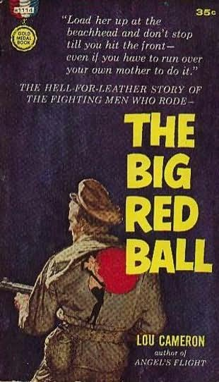 book cover of Big Red Ball