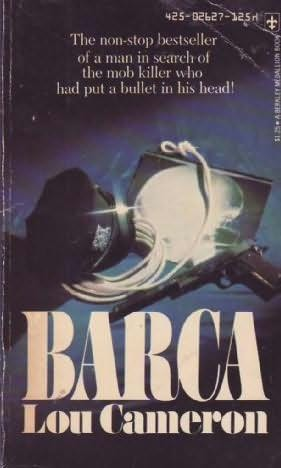 book cover of Barca