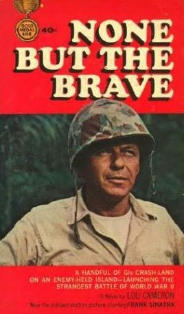 book cover of None But the Brave