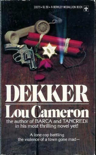 book cover of Dekker