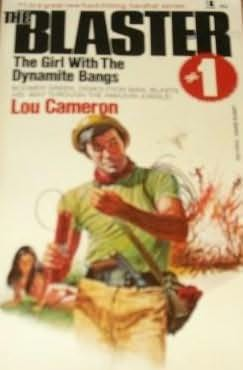 book cover of The Girl with the Dynamite Bangs