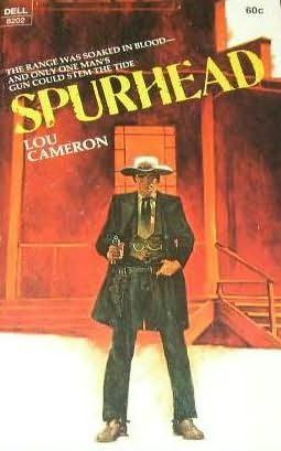 book cover of Spurhead