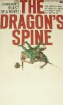 book cover of The Dragon\'s Spine