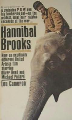 book cover of Hannibal Brooks