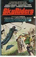 book cover of Sky Riders