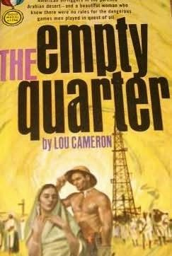 book cover of The Empty Quarter
