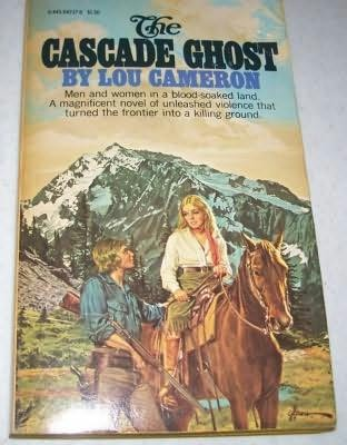 book cover of The Cascade Ghost