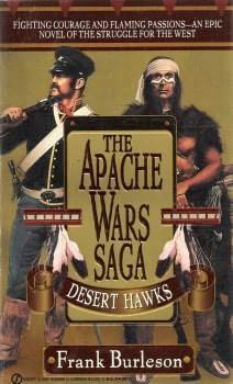 book cover of Desert Hawks