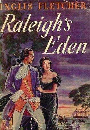 book cover of Raleigh\'s Eden