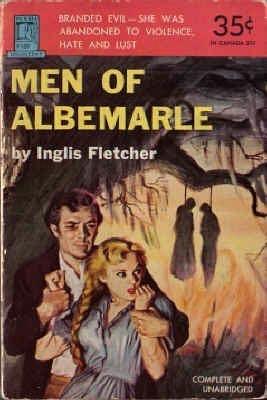 book cover of Men of Albermarle