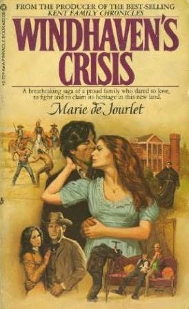 book cover of Windhaven\'s Crisis