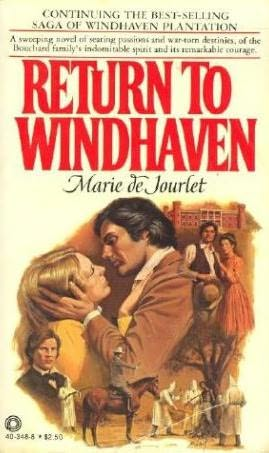 book cover of Return to Windhaven