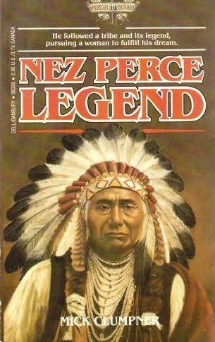 book cover of Nez Perce Legend
