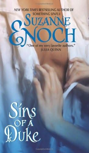 book cover of Sins of a Duke