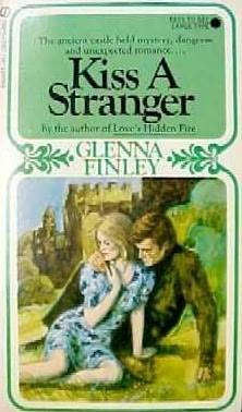 book cover of Kiss a Stranger