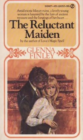 book cover of The Reluctant Maiden