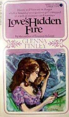 book cover of Love\'s Hidden Fire