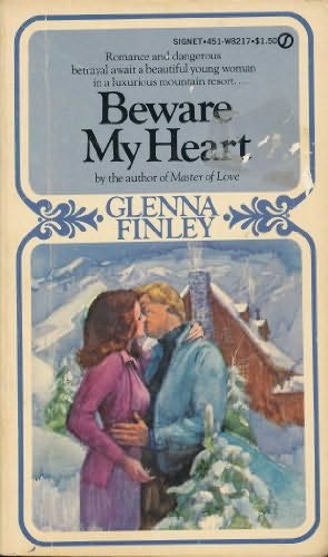 book cover of Beware My Heart