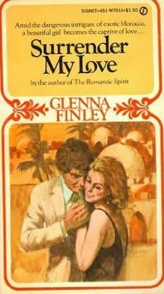 book cover of Surrender My Love