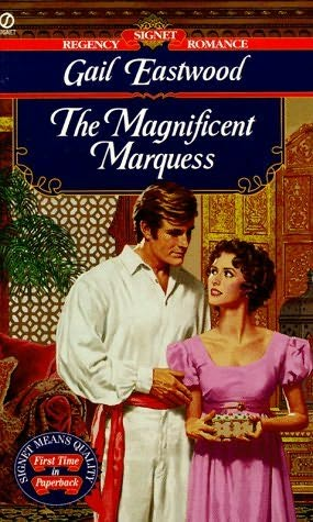 book cover of The Magnificent Marquess