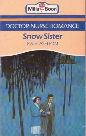 book cover of Snow Sister