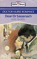 book cover of Dear Dr. Sassenach