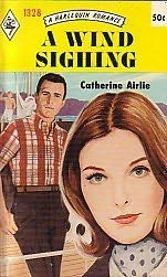 book cover of A Wind Sighing