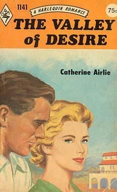 book cover of The Valley of Desire