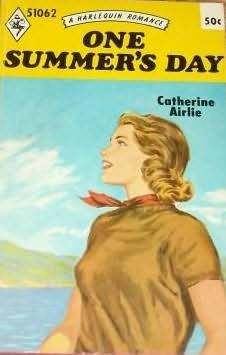 book cover of One Summer\'s Day
