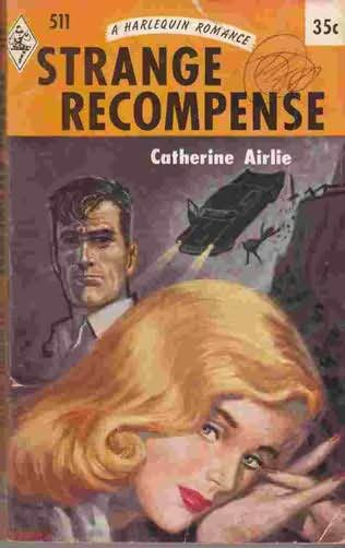 book cover of Strange Recompense