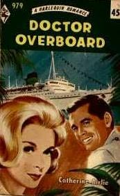 book cover of Doctor Overboard