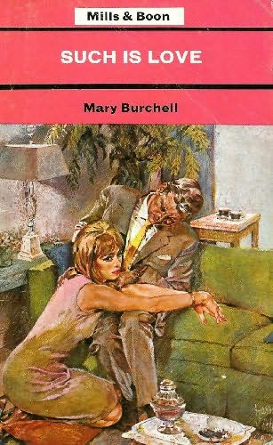 book cover of Such Is Love