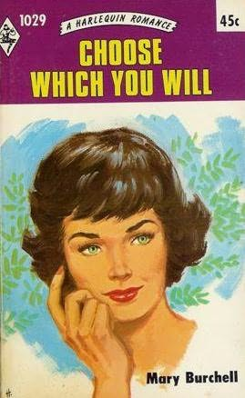 book cover of Choose Which You Will