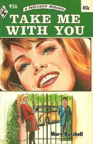 book cover of Take Me with You