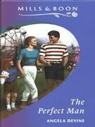 book cover of The Perfect Man