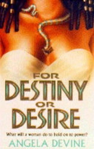 book cover of For Destiny or Desire