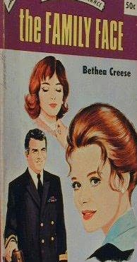 book cover of The Family Face