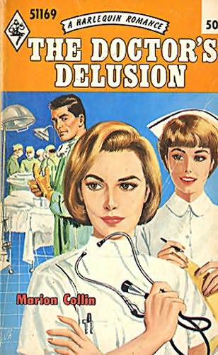 book cover of The Doctor\'s Delusion