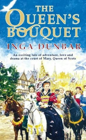 book cover of The Queen\'s Bouquet