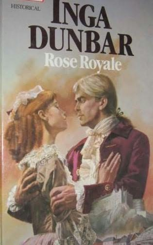book cover of Rose Royale