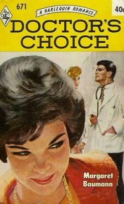 book cover of Doctor\'s Choice